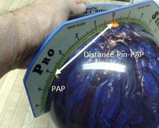 Distance Pin-PAP